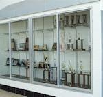 Lewisville trophy case-5