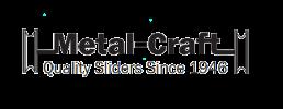 Metal Craft – Quality Sliding Doors Since 1946 Logo
